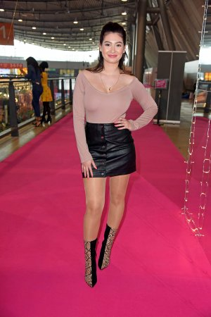 Paola Maria attends GLOW The Beauty Convention