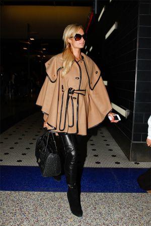 Paris Hilton at LAX Airport