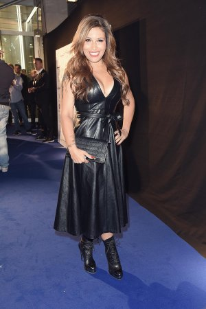 Patricia Blanco attends the Opening Party of the Men's Beauty Clinic