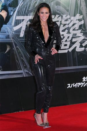Paula Patton at Mission Impossible 4 premiere in Tokyo