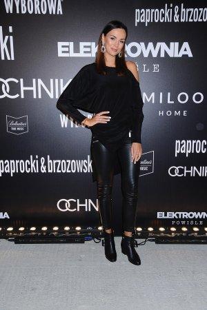 Paulina Krupińska attends Paprocki Brzozowski