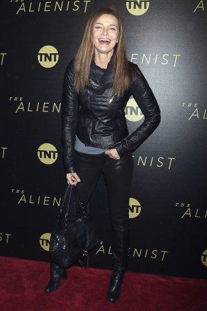 Paulina Porizkova attends New York Premiere of TNT's 'The Alienist'