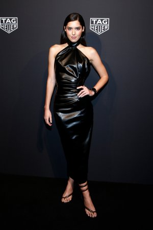 Paulina Vega at Launch of The New Connected Watch