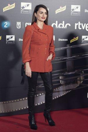Penelope Cruz attends Dias De Cine Awards