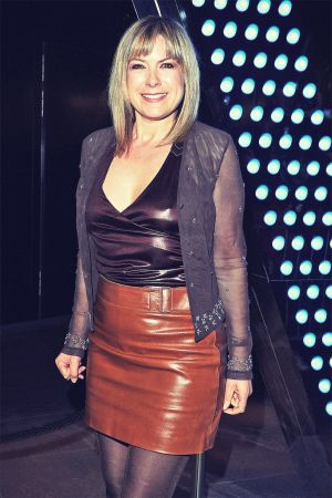 Penny Smith attends Leicester Square W London Calling