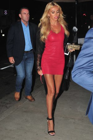 Petra Ecclestone seen at the TAO Restaurant