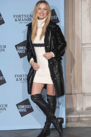 Petra Nemcova attends the opening party of Skate