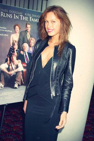 Petra Nemcova It runs in the Family