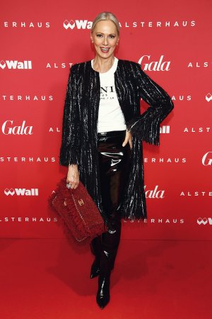 Petra van Bremen attends GALA Shopping Night