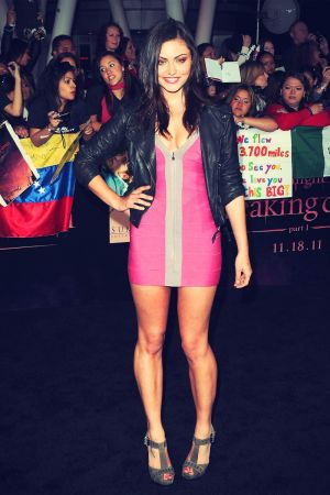 Phoebe Tonkin at The Twilight Saga Breaking Dawn - Part 1