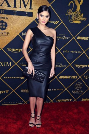 Pia Wurtzbach attends the Rolling Stone Live SF with Talent Resources