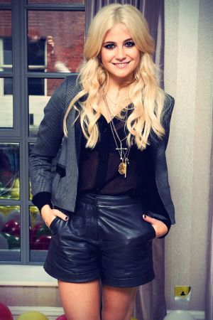 Pixie Lott at Fred The Movie Photocall