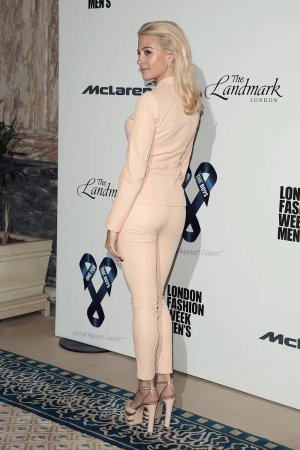 Pixie Lott attends the One For The Boys Charity Ball