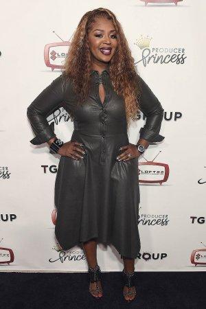Princess Banton-Lofters attends Ink, Paper, Scissors Atlanta screening