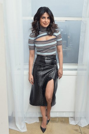 Priyanka Chopra attends Booking.Com Kicks off 'Book the U.S.' event