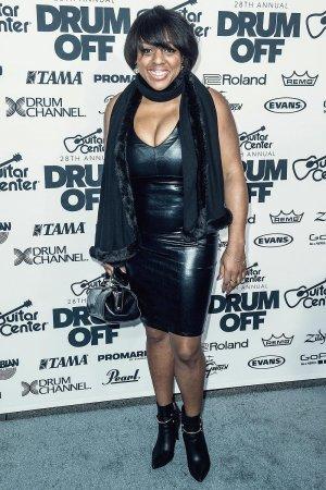 Queen Cora Dunham attends Guitar Center's 28th Annual Drum-Off