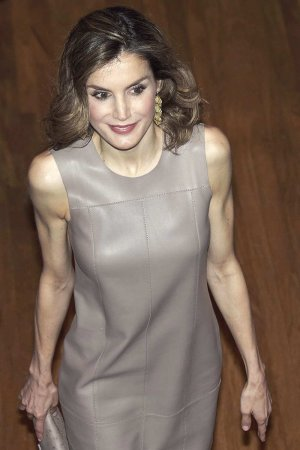 Queen Letizia of Spain attended La Caixa Scholarship awards