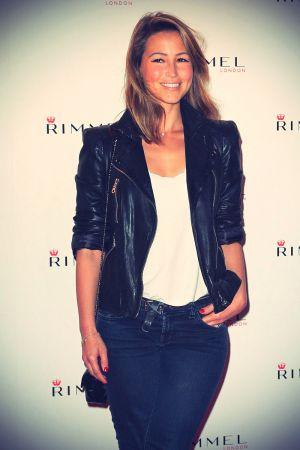 Rachel Stevens at Rimmel/Kate Moss Celebrates 10 Years