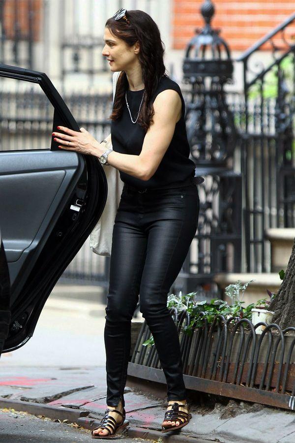 J Cole 2014 Pictures Rachel Weisz at House ...