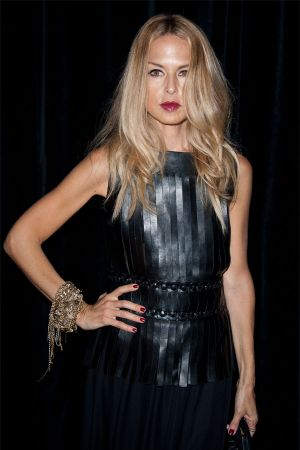 Rachel Zoe at Givenchy After Party at l'Arc club in Paris