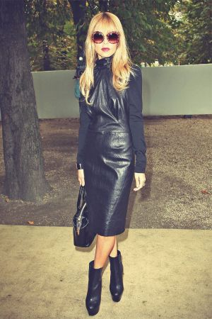 Rachel Zoe in Paris
