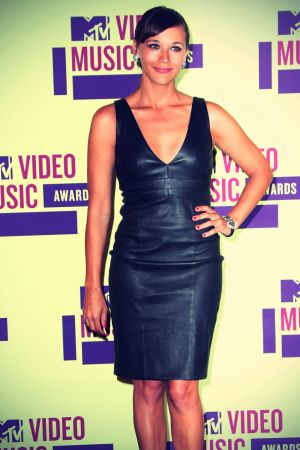 Rashida Jones at the 2012 MTV VMA