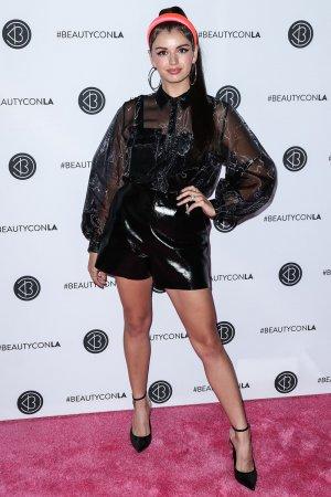 Rebecca Black attends BeautyCon Festival