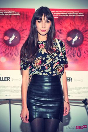 "Rebecca Dayan attends the ""Simon Killer"" New York Premiere"