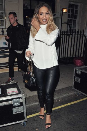 Rebecca Ferguson out and about in London