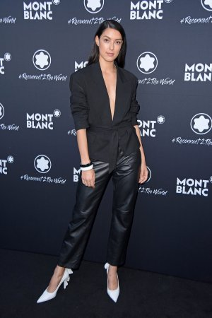 "Rebecca Mir attends Montblanc #Reconnect 2 The World Party im Metropol-Theater in Berlin-Mitte"" (24."