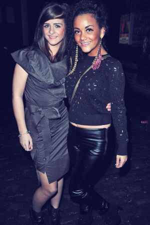 Rebecca Ryan & Chelsee Healey Celebrity Rockaoke