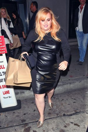 Rebel Wilson at Craig's Restaurant