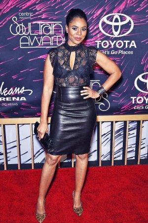 Regina Hall attends 2015 Soul Train Music Awards