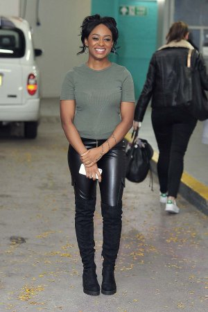 Relley C At The ITV Studios