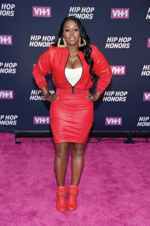 Remy Ma attends the 2016 VH1 Hip Hop Honors: All Hail The Queens