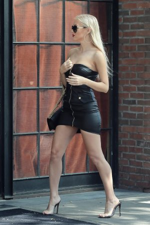 Renata Szalai photo shoot by Bowery Hotel