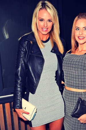 Rhian Sugden at Neighbourhood Restaurant