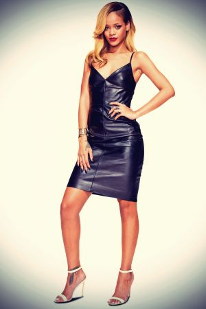 Rihanna Styled To Rock Promos