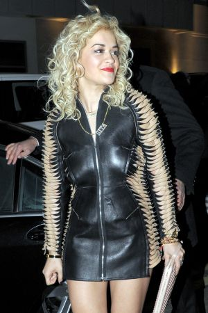 Rita Ora at Whisky Mist