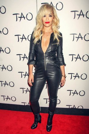 Rita Ora hosts the Night at Tao Nightclub