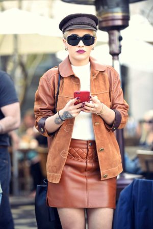 Rita Ora out and about in LA