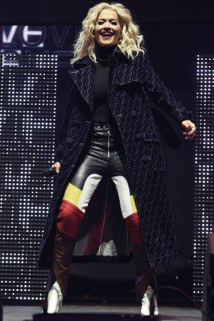 Rita Ora performs live at Radio City Hits Live