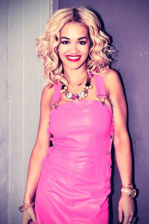 Rita Ora promoshoot for her Album ORA on her Promotour