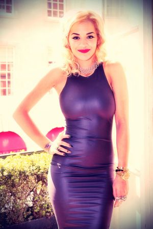 Rita Ora Rob Cable Photoshoot