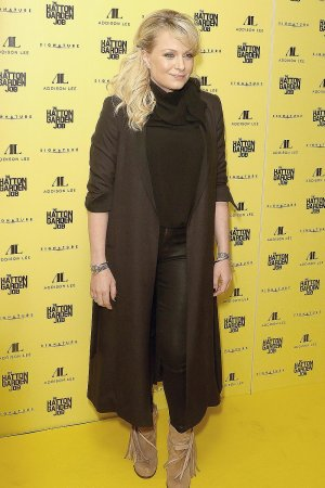 Rita Simons attends The Hatton Garden Job Premiere