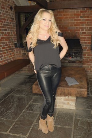 Rita Simons celebrates Her 40th Birthday