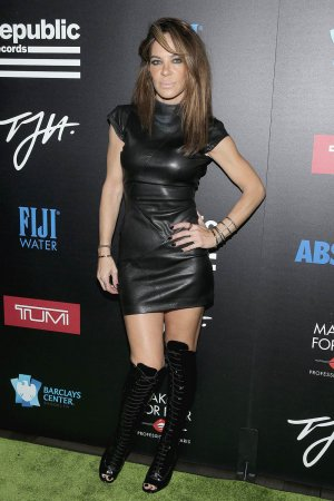 Robin Antin at a celebration of music with Republic Records, in partnership with Absolut and Pryma,