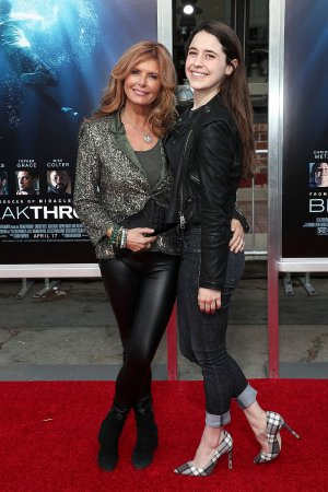 Roma Downey attends Breakthrough Film Premiere