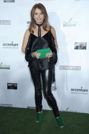 Roma Downey attends the 12th Annual Oscar Wilde Awards