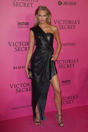 Romee Strijd attends Victoria's Secret Fashion Show